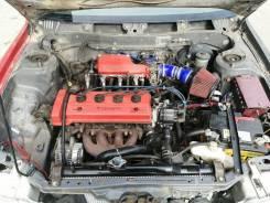 Двигатель 4AFE(капиталенный) c коробкой С50 и навесным