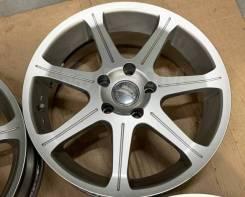 Beo R17 5*114.3 7j et45 Japan + 215/45R17 Bridgestone Blizzak VRX