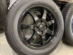 G. Speed R15 4*100 5.5j et43 + 175/65R15 Bridgestone Nextry Ecopia Japa