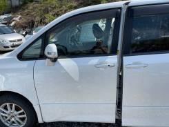 Дверь белая (070) Zs-Kirameki передняя левая Toyota Voxy ZRR75 92000km