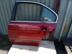 Дверь задняя левая BMW 5 (E39) седан голое железо