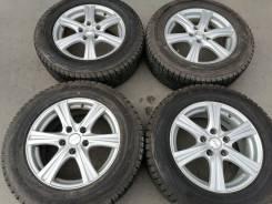 Отличная зима Bridgestone 215/65 R16 на литье Sibilla 5/114