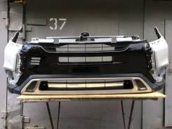 Бампер передний Mitsubishi Outlander 3 6400h227