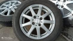 Фирменные литые диски Exceeder на шинах Yokohama 165/70R14