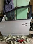 Дверь передняя левая цвет 1F7 серый Приус 20