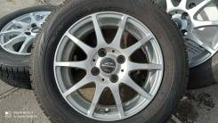 Фирменные литые диски A-Tech на шинах Bridgestone 175/65R14