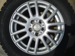 Комплект колес Dunlop Winter Maxx WM01 195/65/15 Япония.