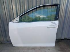 Дверь передняя левая Toyota Camry 2012-2018г
