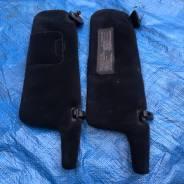 Козырьки солнцезащитные пара Toyota GX81 оригинал в наличии! Синие 74310-91603-14