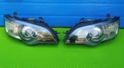 Фары с рисничками ксенон (пара) Subaru Legacy BP5 #4
