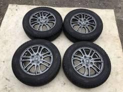 Комплект зимних колес 195/65R15 Dunlop DSX-2