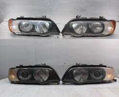 Фара передняя ксенон галоген BMW X5 E53