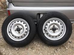 Комплект зимних штатный колёс Daihatsu Mira [145/80 R13]