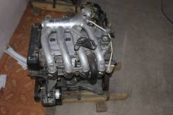 Двигатель ЛАДА 2110 16-клапаный б/у