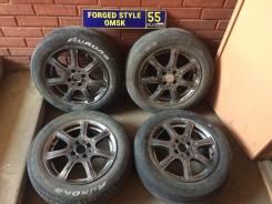 Proma Wheels на R15 4x100 лето Auplus 185/65 в сборе