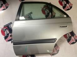 Дверь задняя левая Toyota Carina GT AT210 цвет199 1997 год №1452