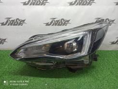 Фара левая LED Subaru XV, Impreza GT2, GT3, GT6, GT7, GTE 100-6041Y 7D