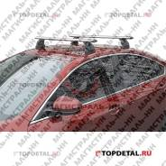 """Багажник """"LUX"""" Ford Focus II хэтчбэк, универсал, S-Max L-120 cм аэродинамический"""