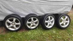 Продам Стильные Фирменные колёса Subaru Legacy Outbac+Лето 215/50R17