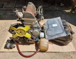 Двигатель в сборе с навесным Ваз 2106