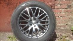 Комплект зимних колес.