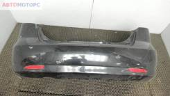 Бампер задний Chevrolet Lacetti, 2009 (Хэтчбэк 5 дв. )
