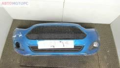 Бампер передний Ford Fiesta 2013- (Хэтчбэк 3 дв. )