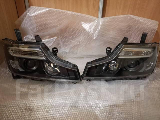 Фары рестайл Honda Stepwgn RK1 RK2 RK5 RK6 (комплект)