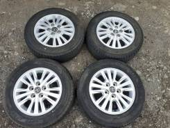 Комплект летних колес 195/65/15 на литье Toyota