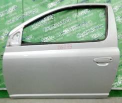 Дверь боковая Toyota Vitz P1# передняя левая