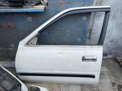 Дверь передняя левая Toyota Cresta gx81 jzx81