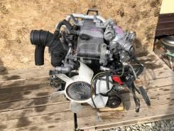 ДВС в сборе с навесным 4M41 Рест Mitsubishi Pajero V78W V68W 2004 год