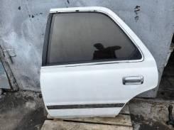 Дверь задняя левая Toyota Cresta gx81 jzx81