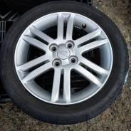 Оригинальные диски Daihatsu R15, 4-100 + летняя докатка 165/55R15
