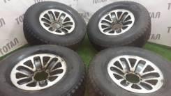 Комплект колес R15 / 265 / 70 Brigestone Blizzak PM20 6x139.7