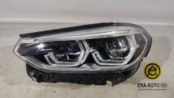 Фара левая Adaptive LED BMW X3 G01 (2017-н. в. ) 63118739653