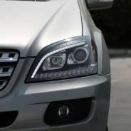 Фары (Тюнинг Комплект) Mercedes-Benz M-Class (W164) 2005-2008