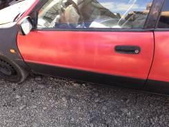 Дверь боковая, Toyota Corolla E11 1997-2001 [6559743], левая передняя