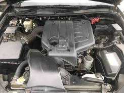 Отличный мотор 1JZ-FSE на JZX110 Mark2 2002