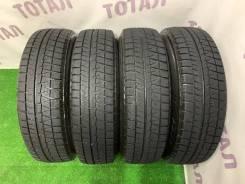Bridgestone Blizzak Revo GZ. зимние, без шипов, 2015 год, б/у, износ 30%