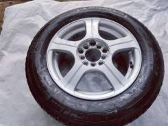 Колесо на литье зима Michelin 195/65R15