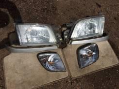Фары комплект Subaru Forester SF 1999-2001