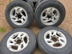 Жирный Комплект Грузовых Колес Toyota Falken S743 195/80R15 103/101L