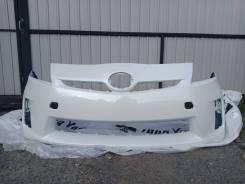 Бампер передний Toyota Prius ZVW30 цвет перламутр 070
