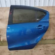 Дверь боковая задняя левая Toyota Aqua