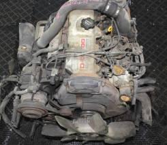 Двигатель Toyota 2L-T