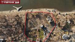 Продается элитный участок под инвесторский проект. 5 067кв.м., собственность, электричество, вода. Фото участка