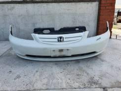 Бампер передний Civic Ferio Es1 es2 es3 в сборе.