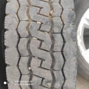 Bridgestone Ecopia M812. всесезонные, 2017 год, б/у, износ 10%