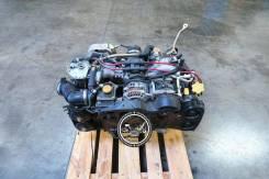 Контрактный Двигатель Subaru, проверенный на ЕвроСтенде в Москве.